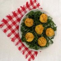 Muffin salati al pecorino abruzzese